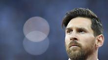 Argentinien droht WM-Aus: Warum das System Messi scheitert