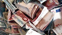 """""""Abbau auf allen Ebenen"""": Deutschland verringert seine Schulden"""