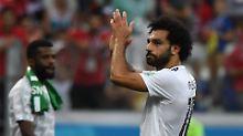"""Der Sport-Tag: """"Hau ab, Al-Sisi"""" - Ägypten-Fans nach WM-Aus mächtig frustriert"""