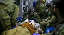 Wie Israel Syrern in Not hilft: Wenn der Feind die letzte Hoffnung ist