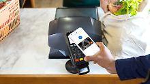 Handy statt Karte: Google Pay ist gestartet
