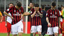 Verstoß gegen Financial Fairplay: Uefa schließt Milan vom Europapokal aus