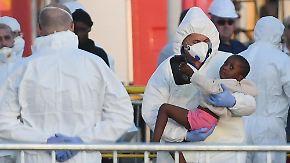 """Flüchtlingsschiff in Malta: """"Lifeline""""-Kapitän wehrt sich gegen Vorwürfe"""