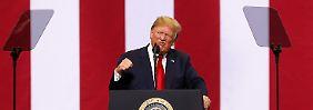 US-Regierung lässt Börsen verzweifeln: Trump rudert in China-Streit zurück