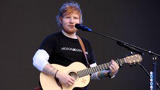 Naturschutzposse um Popkonzert: Gelsenkirchen rettet Ed-Sheeran-Auftritt