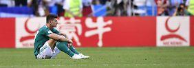 Historische Blamage in Kasan: DFB-Elf scheitert in WM-Vorrunde