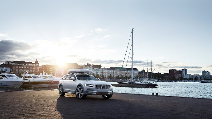 In Zukunft will Volvo nur noch mit elektrifizierten Autos vorfahren.