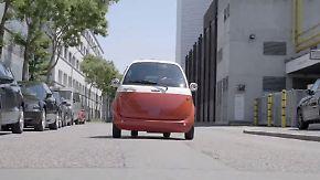 Alternative Antriebe im Fokus: Elektrischer Microlino lässt Isetta auferstehen