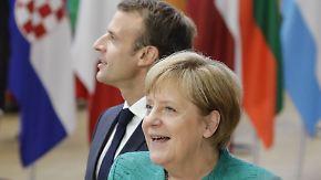 Opposition kritisiert Kompromiss: EU einigt sich im Asylstreit auf Sammellager