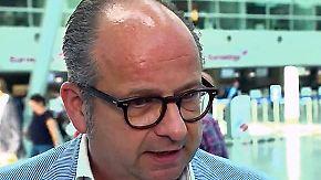 """Experte über Probleme bei Eurowings: """"Man muss sie im Einzelfall verklagen"""""""
