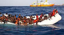 """Beschlüsse des EU-Gipfels: Frontex-Chef begrüßt """"Ende der Naivität"""""""