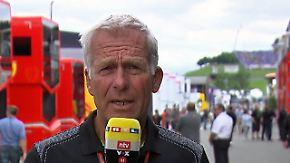 """Danner zum F1-Training in Österreich: """"Ferrari hat noch den ein oder anderen Pfeil im Köcher"""""""