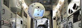 """Künstliche Intelligenz im All: """"Fliegendes Gehirn"""" soll auf ISS helfen"""