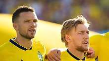 WM-Fakten für Besserwisser: Schweden-Duo schießt oft und trifft nie