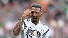 """""""Möchte unbedingt weiterspielen"""": Boateng schließt DFB-Rücktritt aus"""