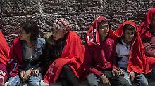 Ägypten fordert Unterstützung: Brüssel sucht Partner für Aufnahmelager