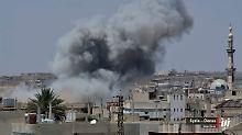 Heftige Kämpfe im Grenzgebiet: Israel bereitet sich auf verletzte Syrer vor