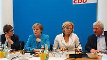 """""""Das falsche Signal"""": CDU gegen nationale Alleingänge"""