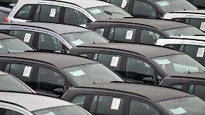 EU-Kommission warnt: Autozölle würden vor allem den USA schaden