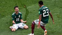 "Mexiko will Coup gegen Brasilien: ""Diese Weltmeisterschaft folgt keiner Logik"""