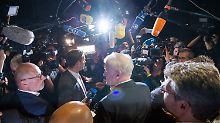 """""""Unausweichlich"""": Huber erwartet Seehofers Rücktritt"""