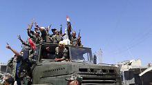 Assads Truppen in Südsyrien: Hunderttausende fliehen vor Offensive