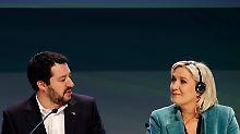 Spesen unrechtmäßig abgerechnet: Populisten prellten EU um halbe Million
