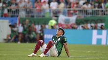 """""""Dachte, wir hätten eine Chance"""": Mexikos Stärke war Deutschlands Schwäche"""