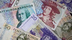 Totale Transparenz in Schweden: Finanzamt gibt Auskunft über jedes Gehalt