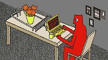 Vorsicht, Rechnungs-Falle!: Fiese Mails setzen Nutzer unter Druck