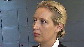 """Alice Weidel über Ende des Unionsstreits: """"Kann über den Kompromiss nur lachen"""""""