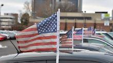215 Milliarden Dollar Umsatz: US-Autokäufer trotzen Unkenrufen