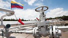 Milliarden für den Erdölsektor: China greift Venezuela unter die Arme