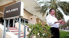 Der Sport-Tag: Zu wenig Erfolg: McLaren-Rennleiter schmeißt hin