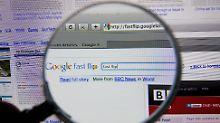 Der Börsen-Tag: Ein Knicks vor Peking: Google zensiert Suchmaschine