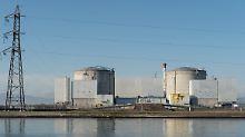 Das Atomkraftwerk Fessenheim soll voraussichtlich im kommenden Jahr geschlossen werden.