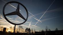 Probleme mit Software-Update: Rückruf bei Daimler wird sich wohl verzögern