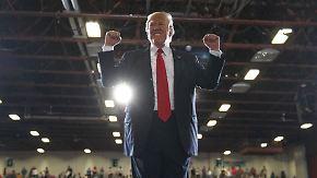 """""""China den Stecker ziehen"""": Trumps Handelsstreit droht Aufschwung zu beenden"""