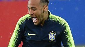 Im WM-Bann der Viertelfinal-Kracher: Neymar wird zum Gespött, Cavani zum Sorgenkind