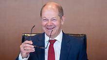 Kabinett beschließt Etatentwurf: Scholz will Schwarze Null bis 2022 halten