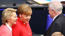 """Von der Leyen zum Asylkompromiss: """"Haben in den Abgrund geschaut"""""""