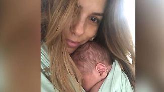 Promi-News des Tages: Eva Longoria zeigt Söhnchen Santiago