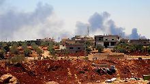 Tote bei Luftangriffen: Assad-Armee bricht erneut die Waffenruhe