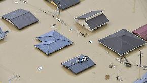 Verheerende Regenfälle: Überschwemmungen töten über 100 Menschen in Japan