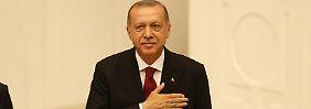 Neues Kabinett, mehr Kontrolle: Erdogan-Schwiegersohn wird Finanzminister