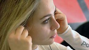 Frauenpower im Motorsport: Sophia Flörsch fiebert Formel-3-Debüt entgegen