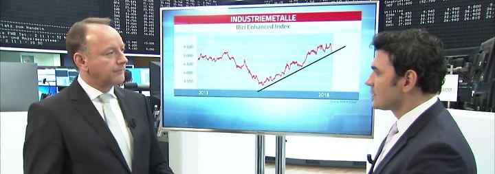 n-tv Zertifikate: Industriemetalle im Aufwind