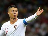 Cristiano Ronaldo verlässt Real Madrid.