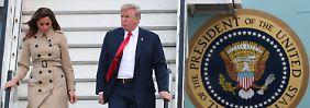 Ärger vor Nato-Gipfel: Trump will Verteidigungs-Geld zurück