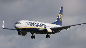 Ryanair-Streik in der Ferienzeit?: Verbraucherschutzministerium mahnt zu mehr Kundenfreundlichkeit